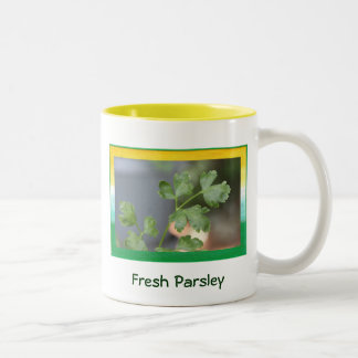 Fresh Parsley Mug