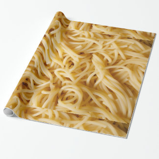 Fresh Pasta Wrapping Paper