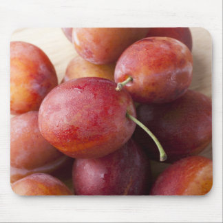 Fresh Plums Mouse Pad