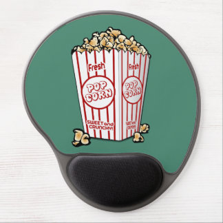 Fresh Popcorn Gel Mouse Pad