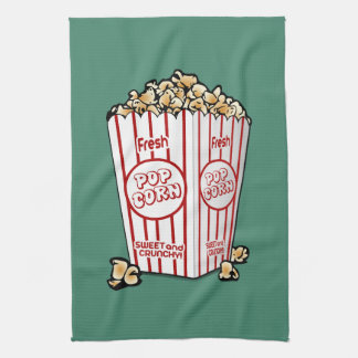 Fresh Popcorn Kitchen Towel