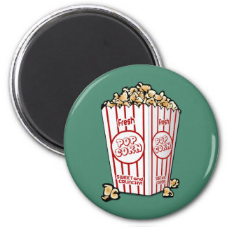 Fresh Popcorn Magnet
