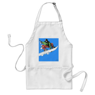 Fresh Powder Standard Apron