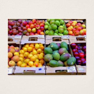 Fresh Produce Business Card