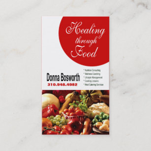 Weight loss coach business cards business card printing zazzle ca fresh produce nutritionist food coach weight loss business card colourmoves