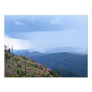 Fresh Rains In The Mountains Photo