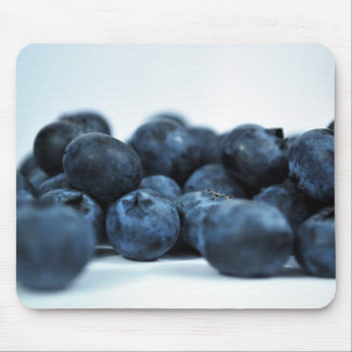 Fresh Ripe Blueberries Mouse Pads