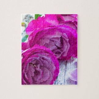 fresh roses jigsaw puzzle