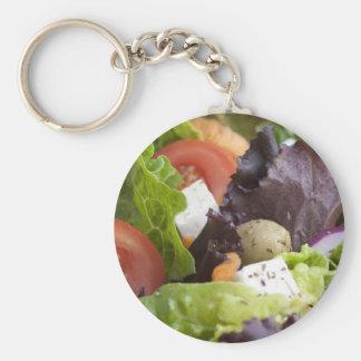 Fresh Salad Keychains