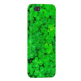 Fresh Shamrocks iPhone 5 Case