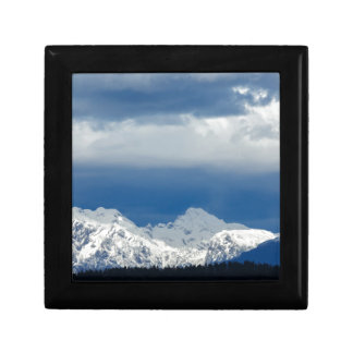 Fresh snow on the Kamnik Alps Gift Box
