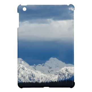 Fresh snow on the Kamnik Alps iPad Mini Case