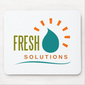 fresh solutions mouse pad
