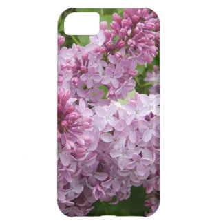 Fresh Spring Pale Purple Lilac Flowers iPhone 5C Cases