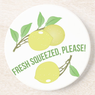 Fresh Squeezed Coasters