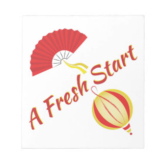 Fresh Start Notepads