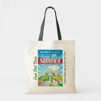 Fresh Start Summer Canvas Tote - budget