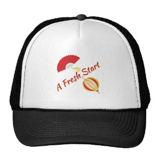 Fresh Start Trucker Hat