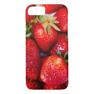 Fresh Strawberries iPhone 8/7 Case