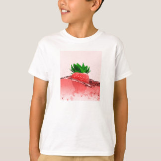 Fresh strawberry juice T-Shirt