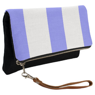 FRESH-STRIPES-Blueberry_White_Multi-Colors Clutch