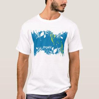 fresh texture T-Shirt