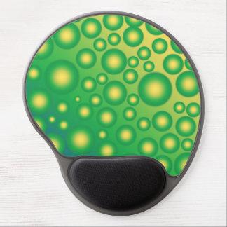 Fresh tropical bubbles gel mouse pad