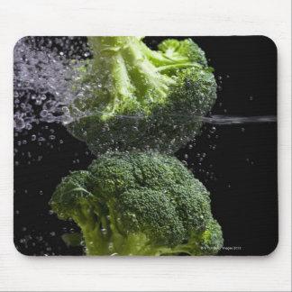 fresh vegetables & food hygiene mouse pad
