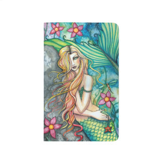 Fresh Water Mermaid Fantasy Art Journal