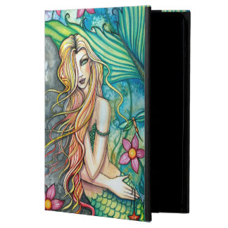 Fresh Water Mermaid Fantasy Illustration Case For iPad Air