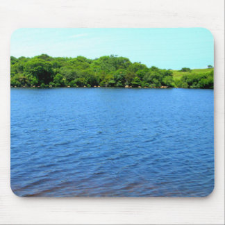 Fresh Water Pond Block Island Mouse Pad