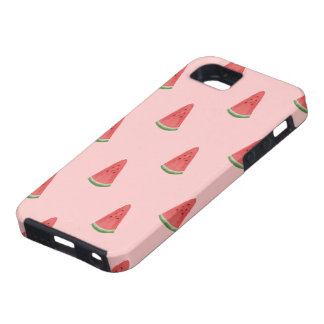 fresh watermelon iphone 5 barely / matte iPhone 5 case