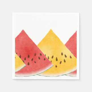 Fresh Watermelon Paper Napkin
