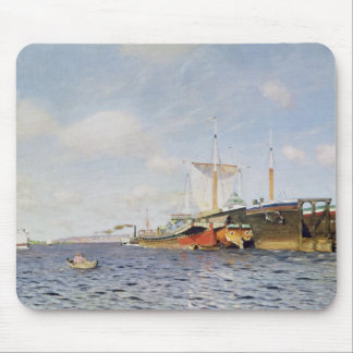 Fresh Wind on the Volga, 1895 Mouse Pad