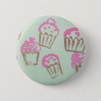 freshky baked 2 inch round button