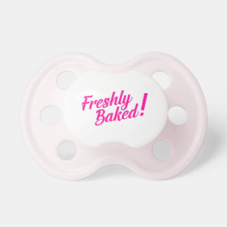 Freshly Baked Pacifier