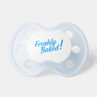 Freshly Baked Pacifier for Boys