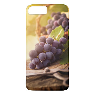 Freshly Harvested Grapes iPhone 7 Plus Case