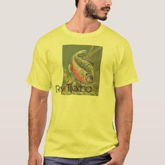 Freshwater Perch, Ray Tijerina T-Shirt