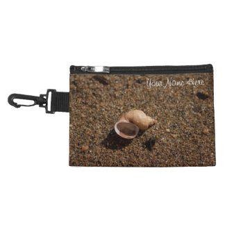 Freshwater Snail Shell; Customizable Accessories Bags