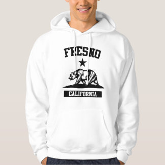 Fresno California Hoodie