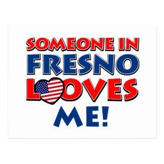 Fresno City Designs Postcard