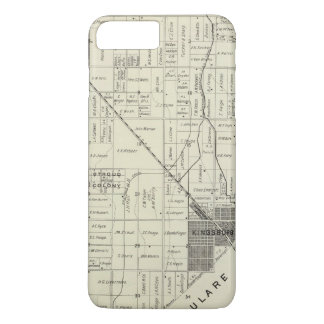 Fresno County, California 12 iPhone 7 Plus Case