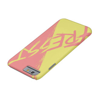 """Fressj - The only """"fressj"""" Barely There iPhone 6 Case"""