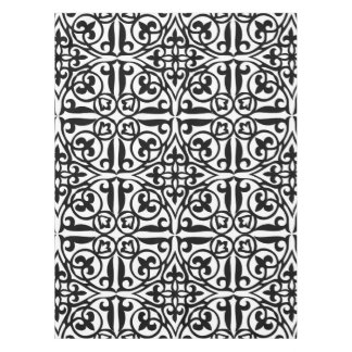 Fretwork Table Cloth Tablecloth