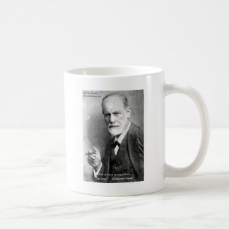 Freud Crazy Lovers Love Quote Gifts Cards Etc Coffee Mug