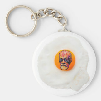 Freud Egg Keychain