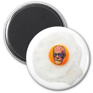 Freud Egg Magnet