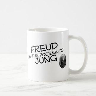 Freud Is The Poorman's Jung Coffee Mug