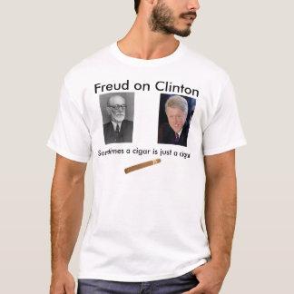 Freud on Clinton T-Shirt